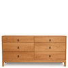 Mansfield Six Drawer Dresser in Cherry