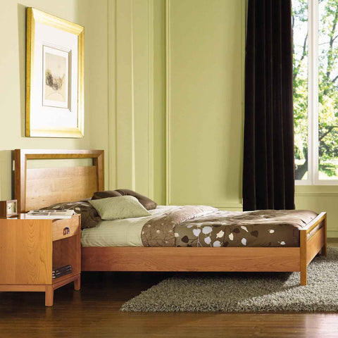 Mansfield Bed by Copeland