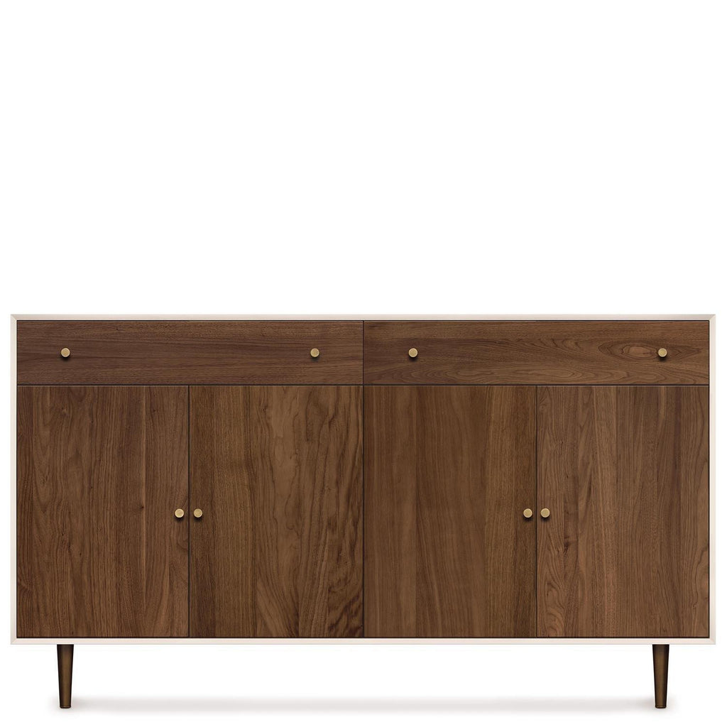 MiMo Storage Cabinet 2 Drawers over 4 Doors - Urban Natural Home Furnishings.  Dressers & Armoires, Copeland