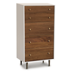 MiMo 5 Drawer Chest Narrow
