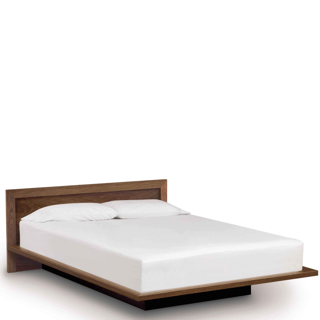 Moduluxe Bed With Veneer Headboard - Urban Natural Home Furnishings.  , Urban Natural Home Furnishings