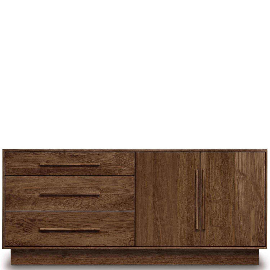 "Moduluxe 29"" 3 Drawers on Left, 2 doors on Right Dresser - Urban Natural Home Furnishings.  , Copeland"