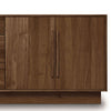 "Moduluxe 29"" Dresser (3 Drawers on Left, 2 doors on Right) by Copeland"