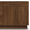 "Moduluxe 35"" Dresser (4 Drawers on Left, 1 Drawer Over 2 Doors on Right) by Copeland"