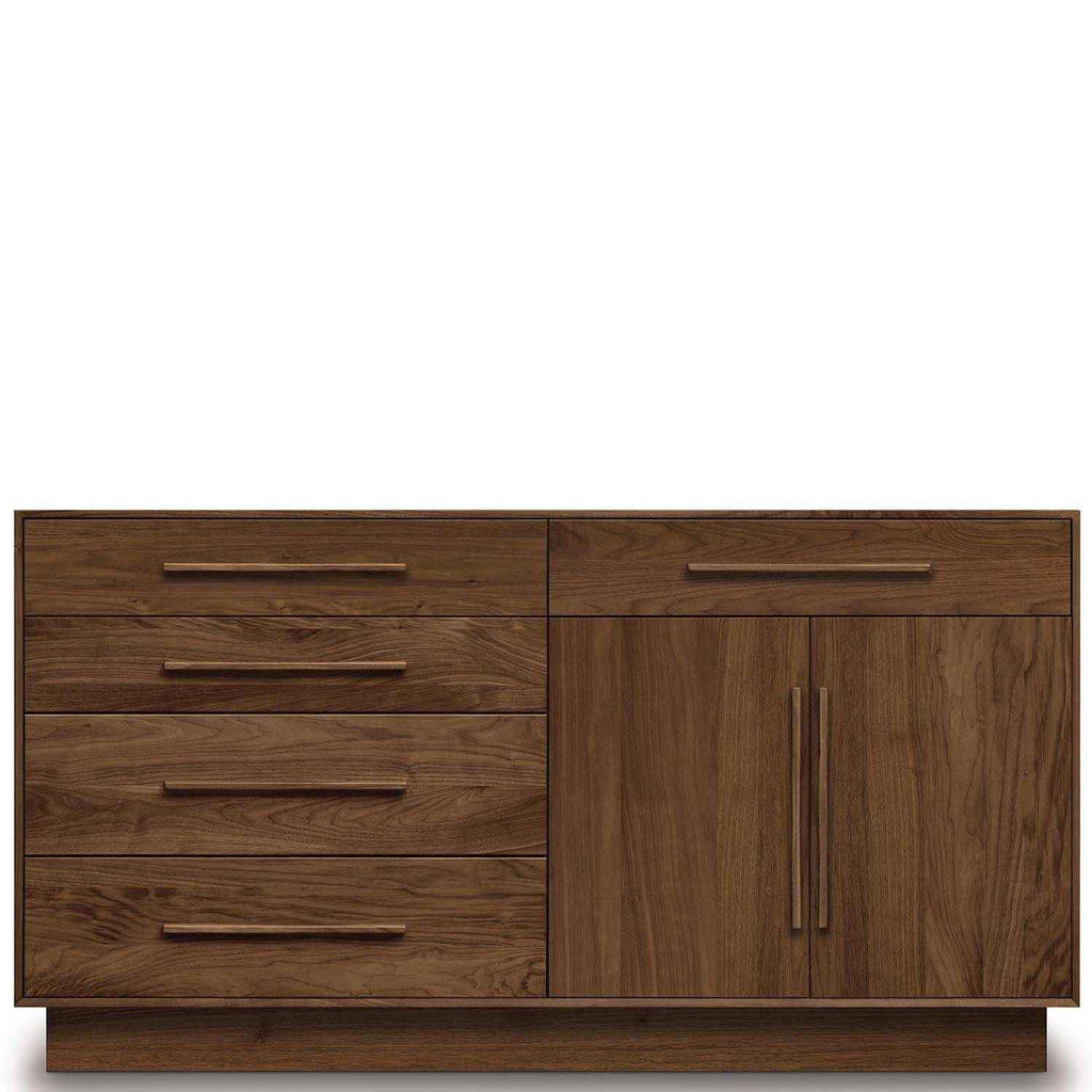 "Moduluxe 35"" 4 Drawers on Left, 1 Drawer Over 2 Doors on Right Dresser - Urban Natural Home Furnishings.  , Urban Natural Home Furnishings"