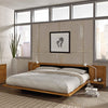 "Moduluxe Bed 29"" With Fabric Upholstered Headboard by Copeland"