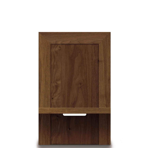 Moduluxe Shelf Nightstand (For beds without storage) - Urban Natural Home Furnishings.  , Urban Natural Home Furnishings