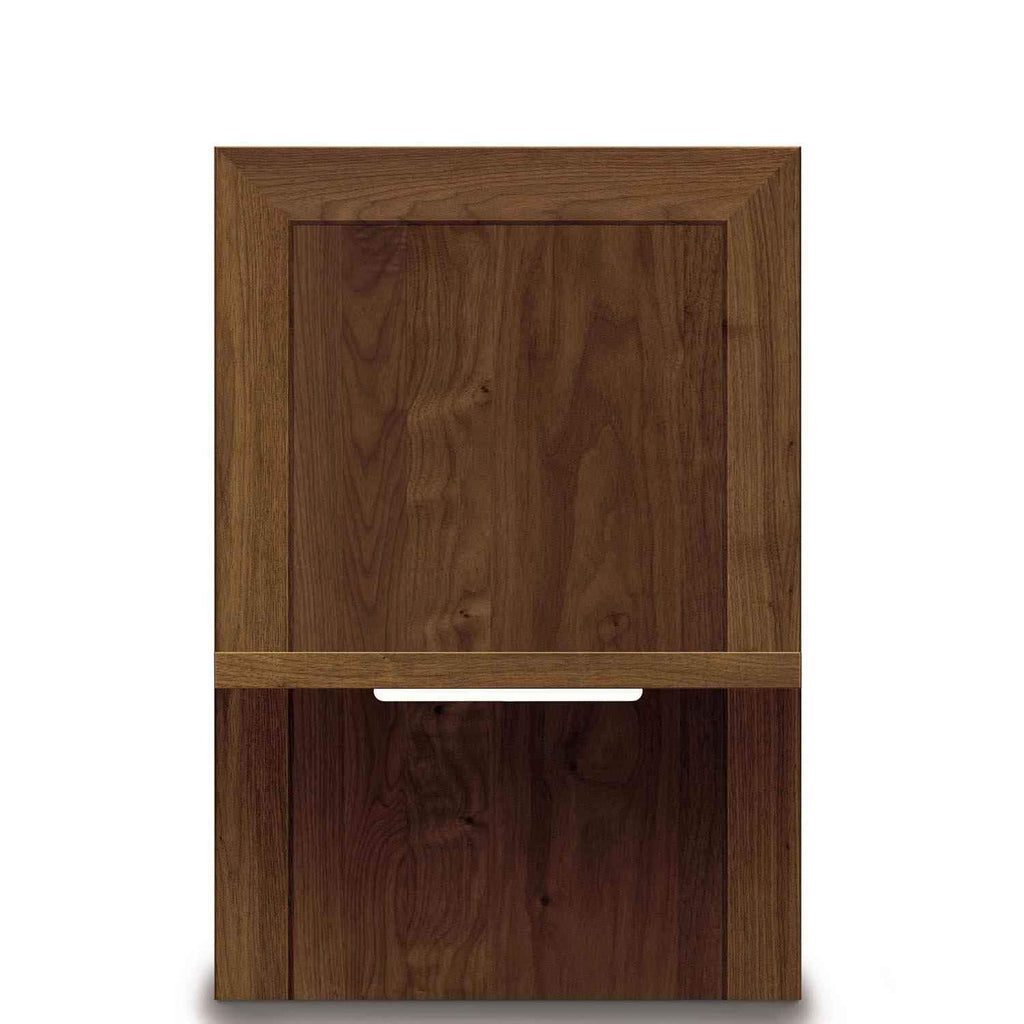 Moduluxe Shelf Nightstand (Storage) - Urban Natural Home Furnishings.  , Urban Natural Home Furnishings