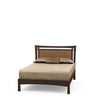 Monterey Bed With Upholstered Panel