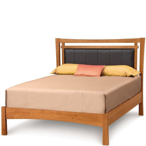 Monterey Bed With Upholstered Panel - Urban Natural Home Furnishings.  Bed, Copeland