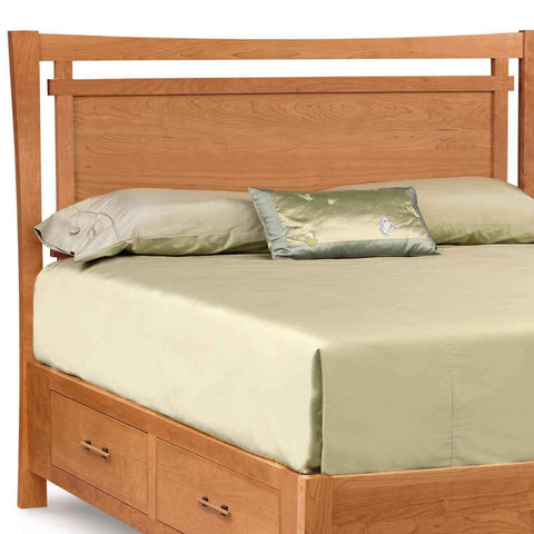 Monterey Bed With Storage (No Upholstery) - Urban Natural Home Furnishings.  Bed, Copeland