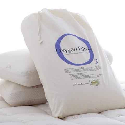 Oxygen Pillow - Urban Natural Home Furnishings.  Bed Accessory, Urban Natural Home Furnishings