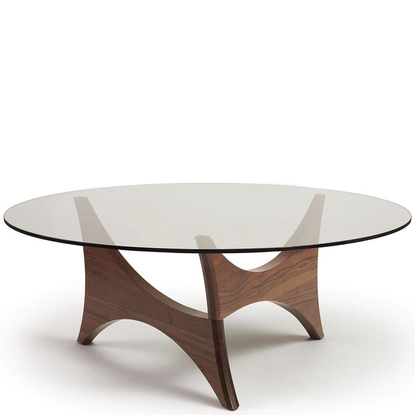 Pivot Round Coffee Table - Urban Natural Home Furnishings.  Coffee Table, Copeland