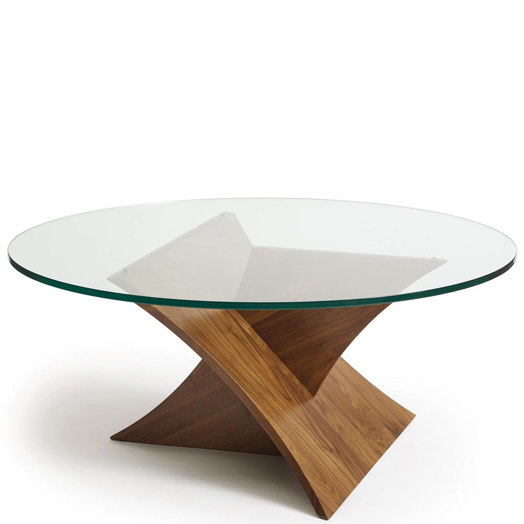 Planes Round Coffee Table - Urban Natural Home Furnishings.  Coffee Table, Copeland