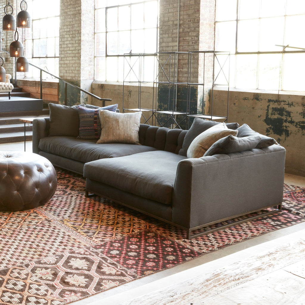 Richard Sectional - Urban Natural Home Furnishings.  Sectional, Cisco Brothers