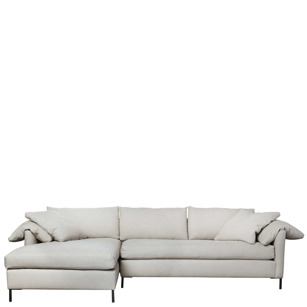 Radley Two Piece Sectional - Urban Natural Home Furnishings.  Sectional, Cisco Brothers