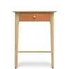 Sarah One Drawer Tall Nightstand in Maple/Cherry