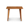 Essentials End Table, Wooden Legs by Copeland
