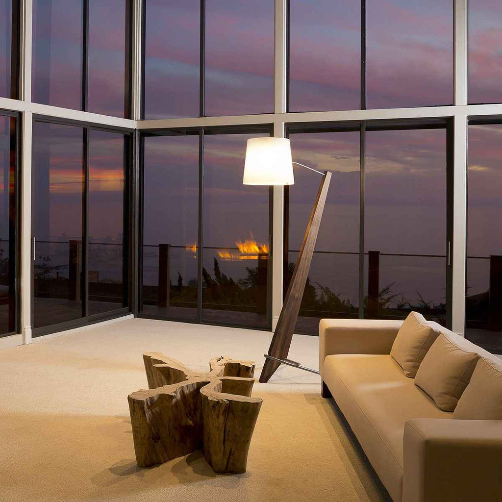 Silva giant floor lamp cerno urban natural home furnishings silvia giant floor lamp by cerno aloadofball Image collections