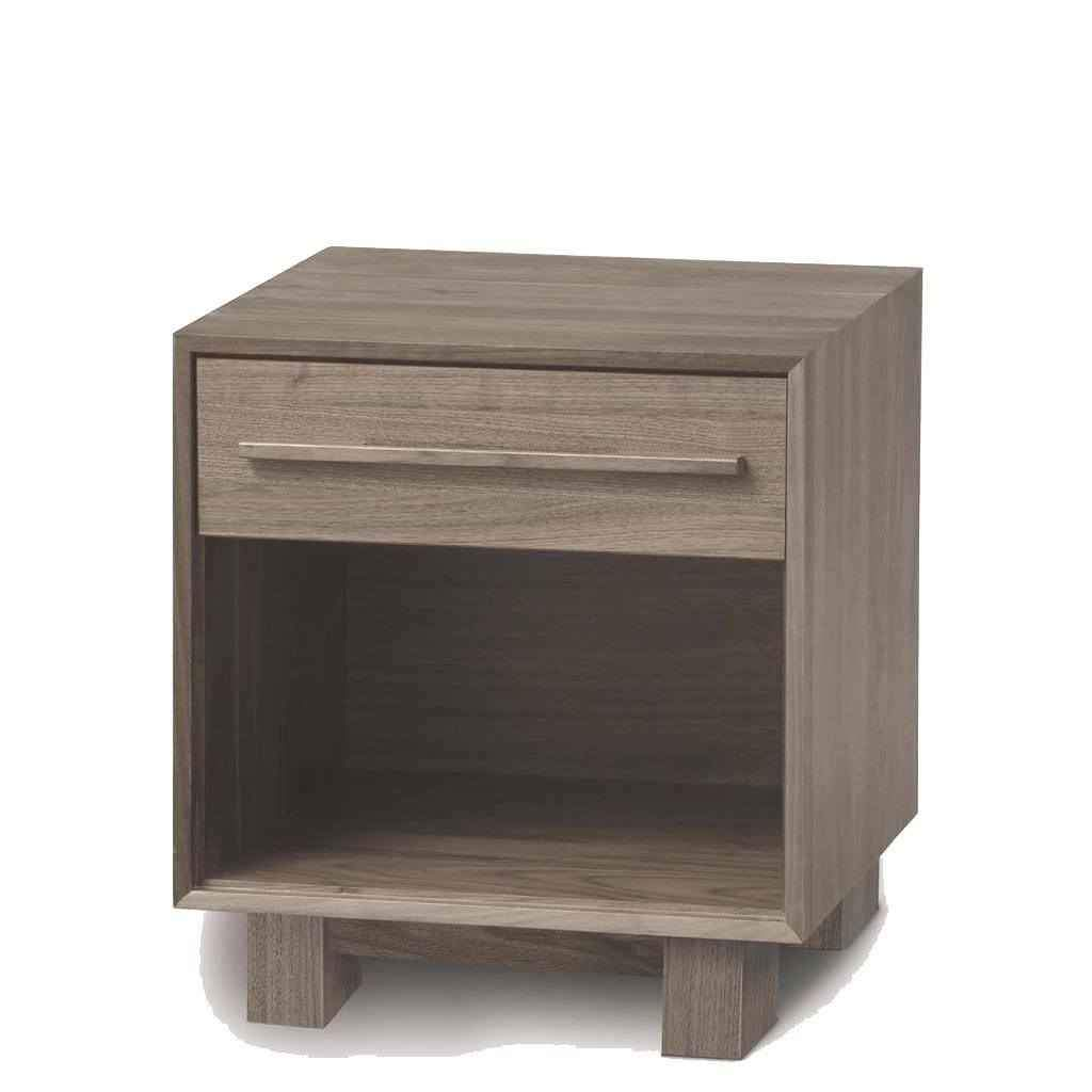 Sloane One Drawer Nightstand in Ash - Urban Natural Home Furnishings.  Nightstands, Copeland