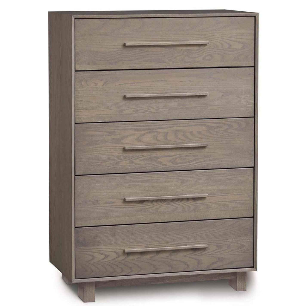 Sloane Five Drawer Wide Dresser in Ash - Urban Natural Home Furnishings.  Dressers & Armoires, Copeland