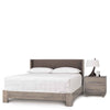 Sloane Bed With Legs for Mattress & Box Spring in Ash
