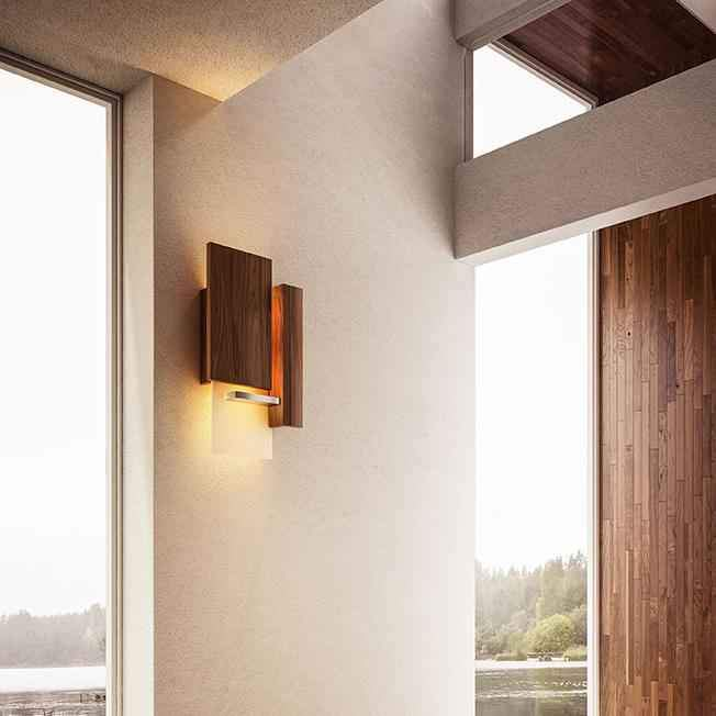 Vesper Sconce by Cerno