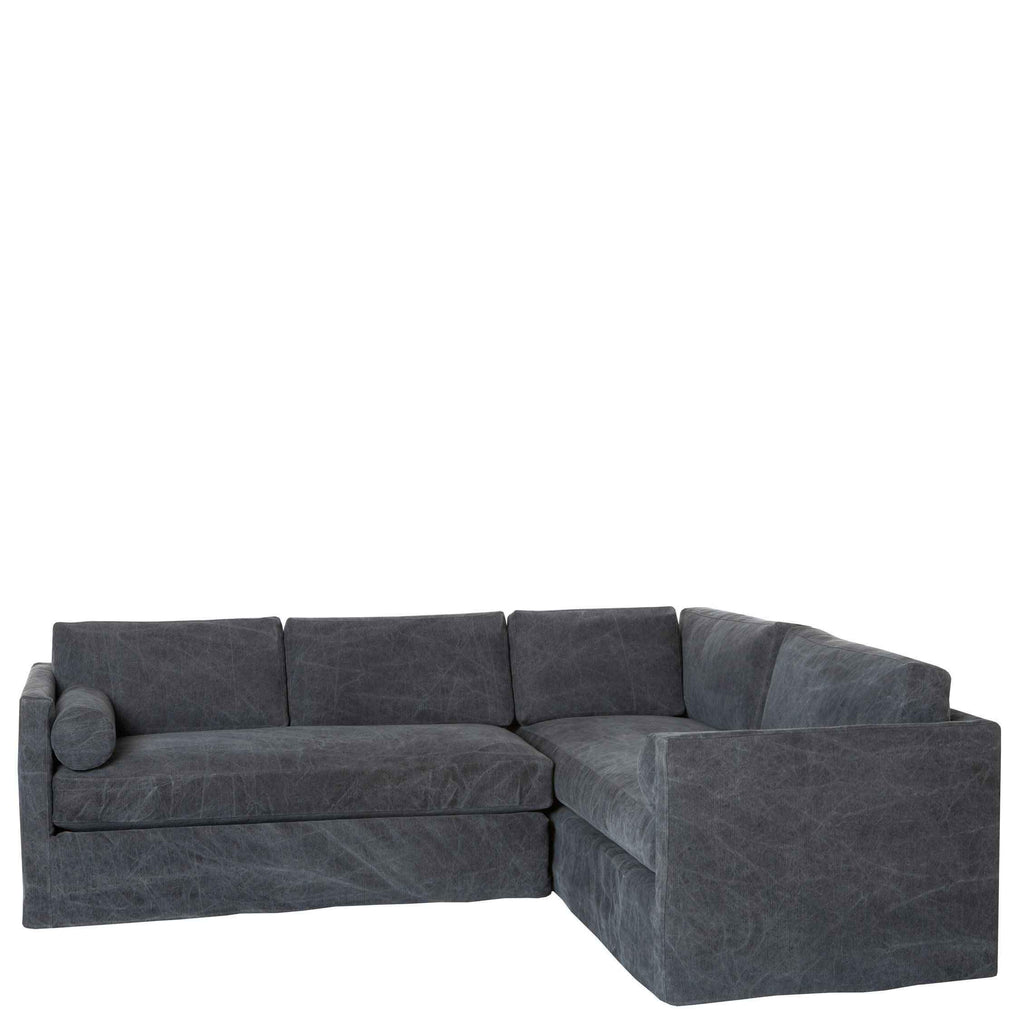 Vista Two Piece Sectional - Urban Natural Home Furnishings.  Sectional, Cisco Brothers