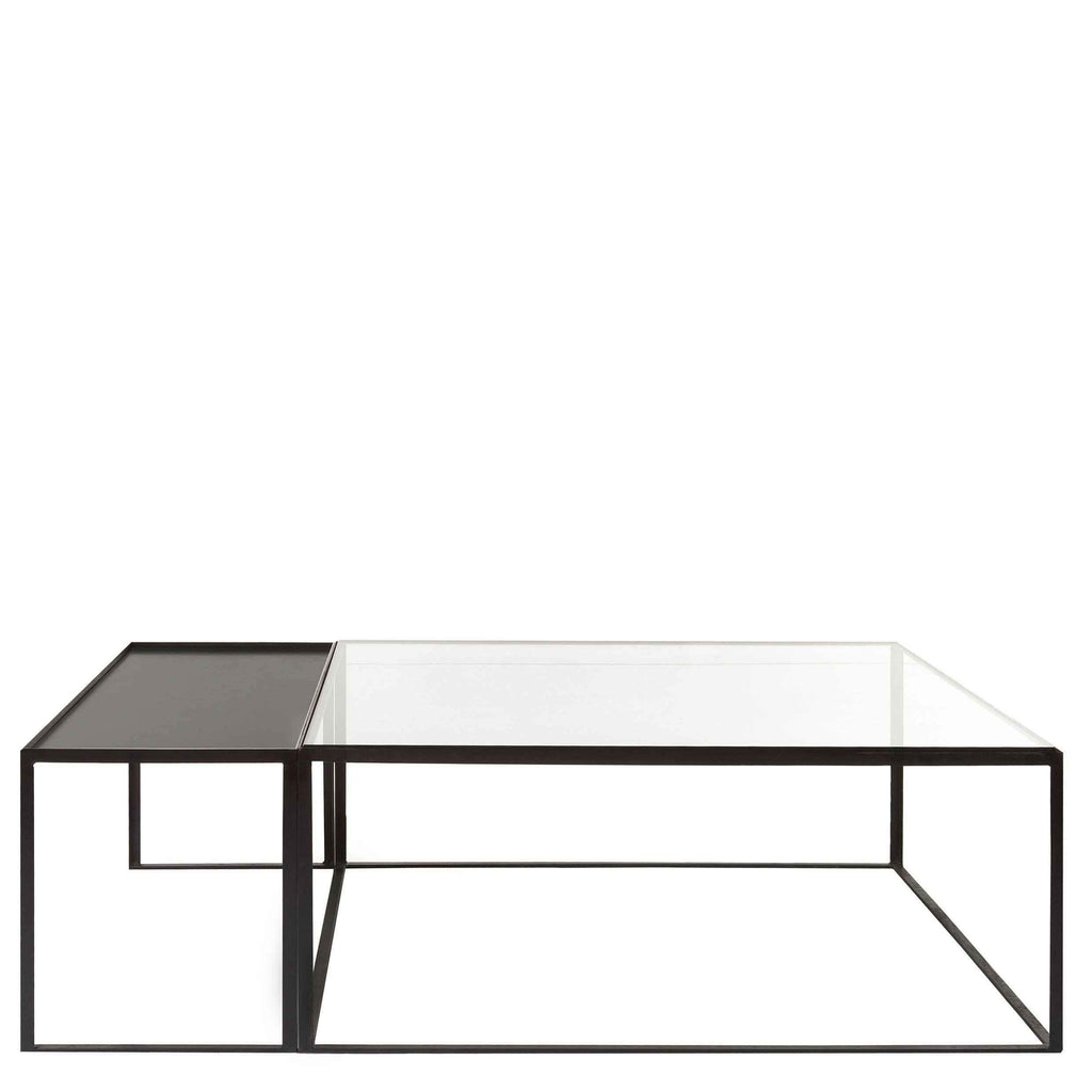 Welders Two Piece Coffee Table by Cisco Brothers