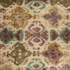 Xavier Hand Knotted Area Rug in Beige / Multi by Loloi