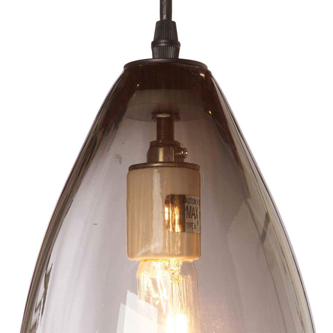 Bailey Lamp - Small - Urban Natural Home Furnishings.  Pendants, Cisco Brothers