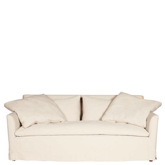 Donato Slipcovered Sofa by Cisco Brothers