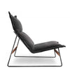 Drift Chair in Leather