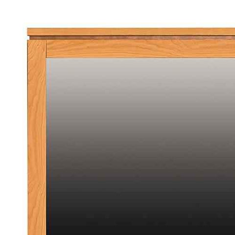 Franklin Horizontal Mirror by Spectra Wood