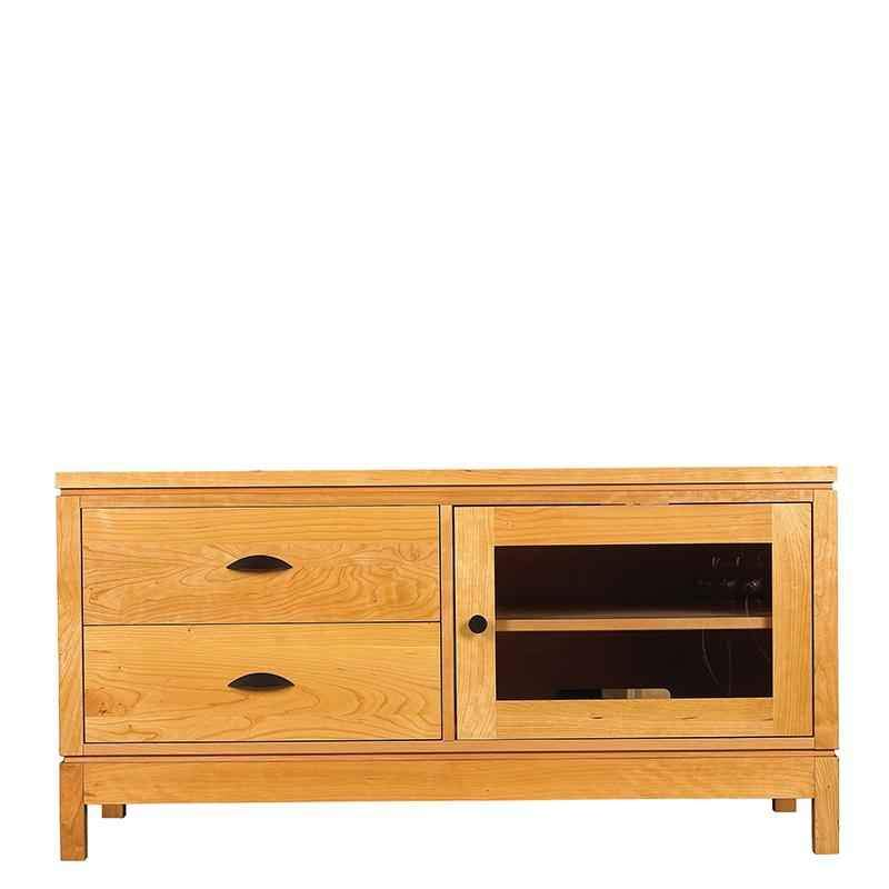 "Franklin 48"" TV Stand (2 Drawers and 1 Door) by Spectra Wood"