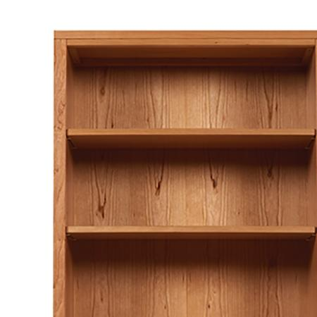 Kingston Tall Bookcase by Spectra Wood