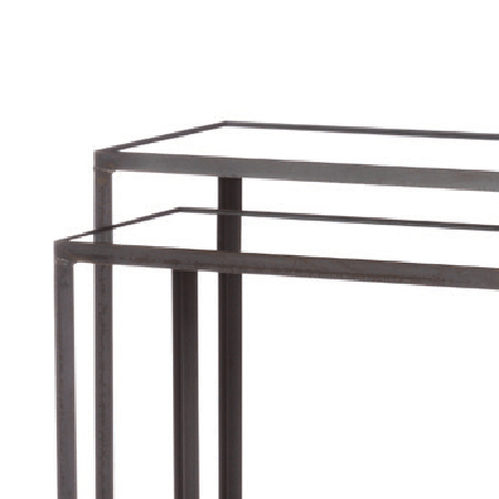 Lena Nesting Side Table by Cisco Brothers