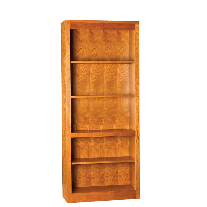 "Linden 72"" Bookcase by Spectra Wood"
