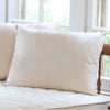 Organic Cotton Pillow with PLA Fill