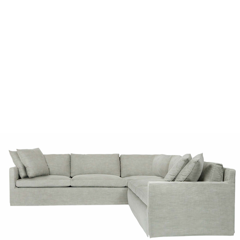 Louis Two Arm Sectional
