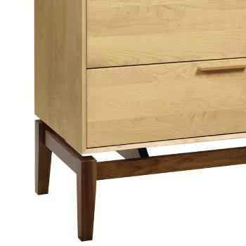 SoHo 6-Drawer Dresser - Urban Natural Home Furnishings.  Dressers & Armoires, Copeland
