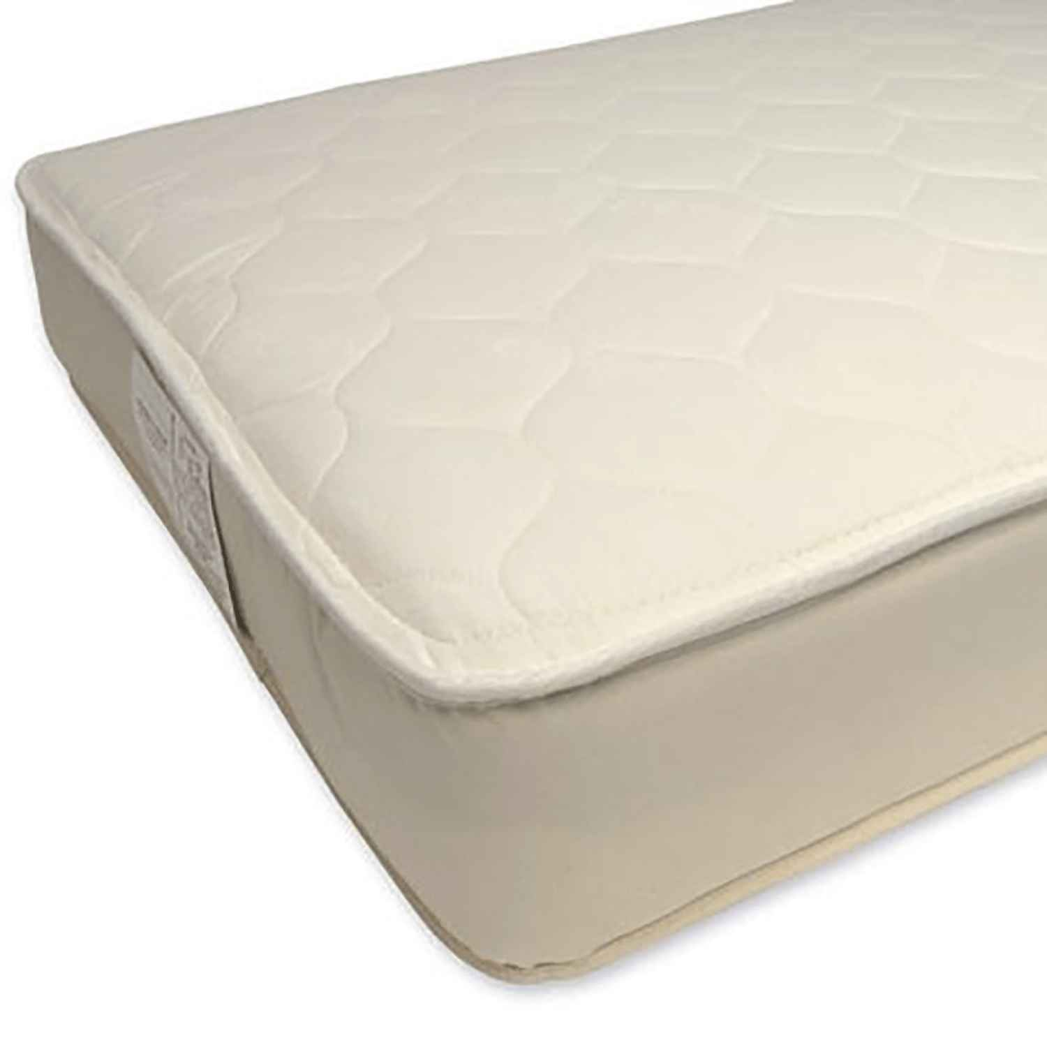 Breathable 2-Stage Crib Mattress