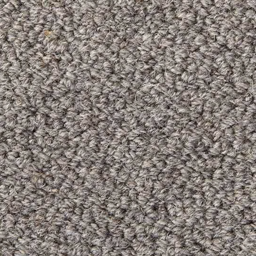 McKinley Wool Area Rug - Pewter Sample