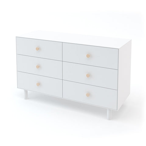 6 Drawer Dresser-Fawn - Urban Natural Home Furnishings.  Dressers & Armoires, Oeuf