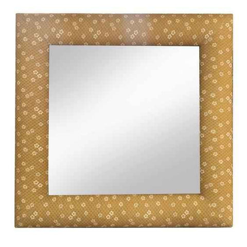 Isabel Wall Mirror - Square by Cisco Brothers