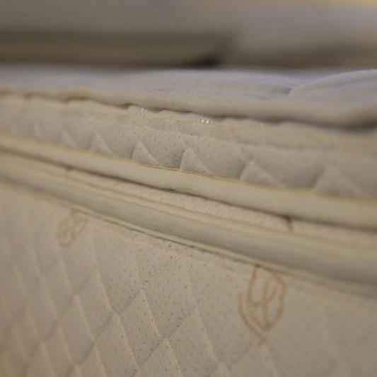 Natural Latex Pillow Topper - Urban Natural Home Furnishings.  All Natural Mattress, Urban Natural Home Furnishings