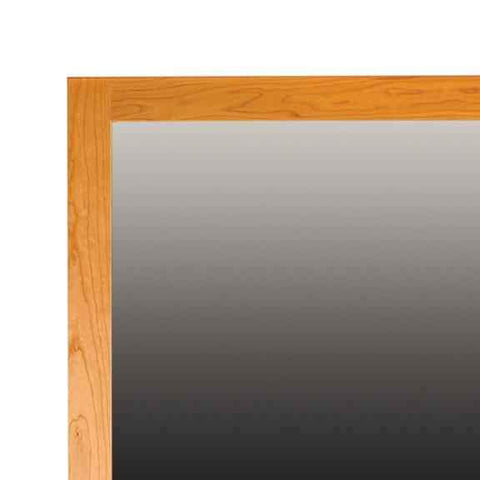 Newport Horizontal Mirror by Spectra Wood