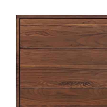 Bristol Six Drawer Narrow Dresser by Spectra Wood