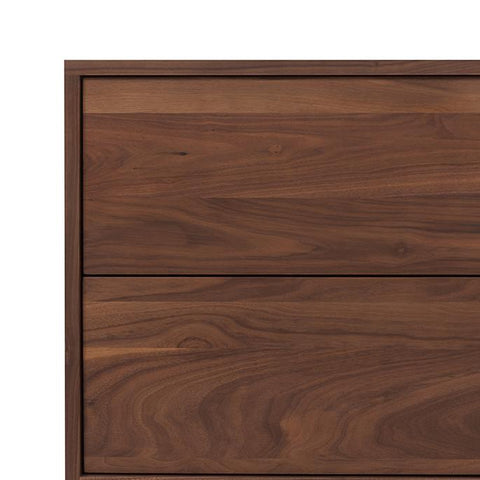 Bristol Two Drawer Nightstand by Spectra Wood
