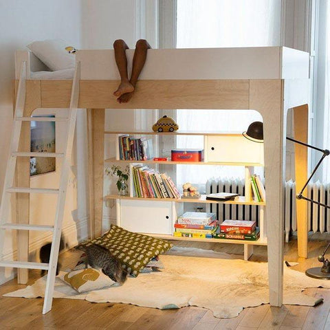 Perch Full Loft Bed by Oeuf
